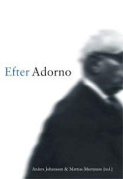 Efter Adorno