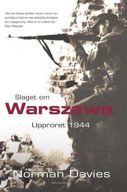 Slaget om Warszawa : upproret 1944