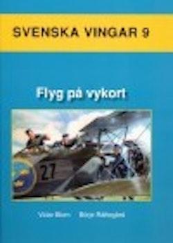 Svenska vingar. 9, Flyg på vykort