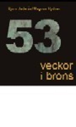 53 veckor i brons : nyheter från 2004 som tolkats av skulptören och bronsgj