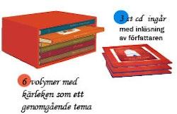 Som en röd tråd [Ljudupptagning](tills. med 6 böcker i kapsel)
