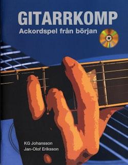 Gitarrkomp : ackordspel från början