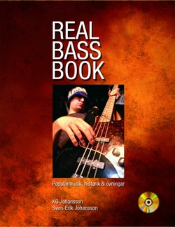 Real bass book inkl CD