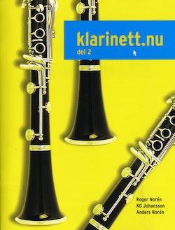Klarinett.nu 2 inkl CD