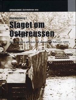 Slaget om Ostpreussen Röda Arméns offensiv 13 januari - 28 februari 1954