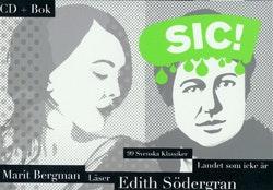 Marit Bergman läser Edith Södergran