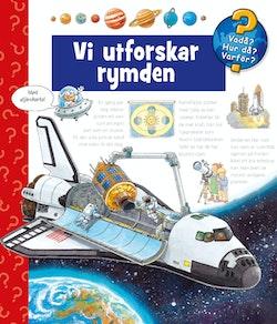 Vi utforskar rymden