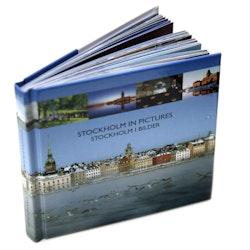 Stockholm in pictures = Stockholm i bilder