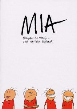 Mia : Bilbesiktning - och andra serier