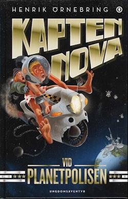 Kapten Nova vid Planetpolisen