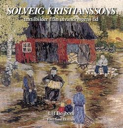 Solveig Kristianssons textilbilder från utvandringens tid