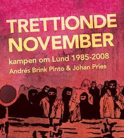 Trettionde november : kampen om Lund 1985-2008