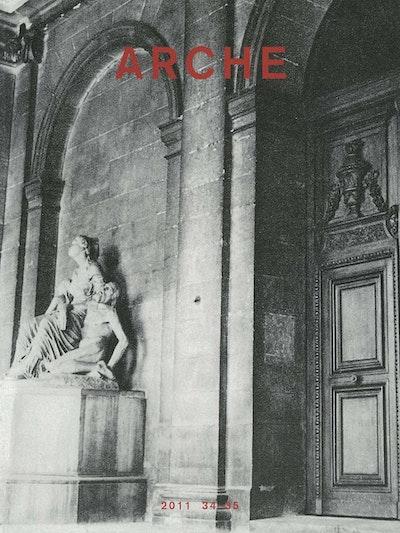 Arche : tidskrift för psykoanalys, humaniora och arkitektur Nr 34-35