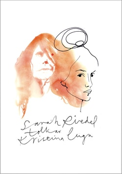 Sarah Riedel tolkar Kristina Lugn (bok + CD)