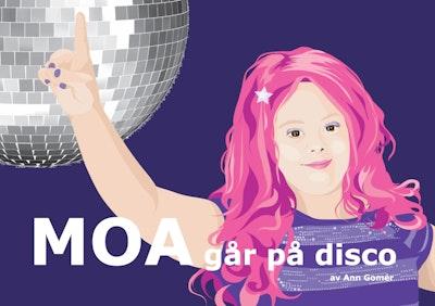 Moa går på disco