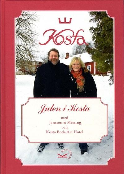 Julen i Kosta med Jansson & Messing och Kosta Boda Art Hotell