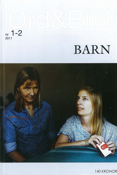 Ord&Bild 1-2(2011) Barn