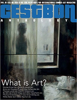 C´est Bon Anthology Vol. 18, What is Art