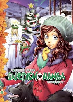 Nosebleed Studio Swedish Manga Anthology