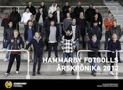 Hammarby Fotbolls årskrönika 2012 - den sista hösten