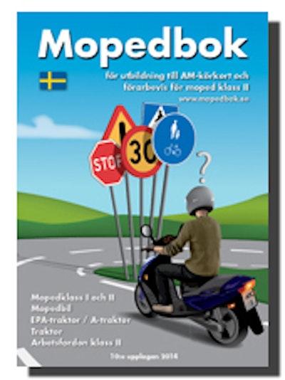 Ljudbok 1 klass am moped boken Vägen till
