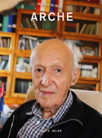 Arche : tidskrift för psykoanalys, humaniora och arkitektur Nr 52-53