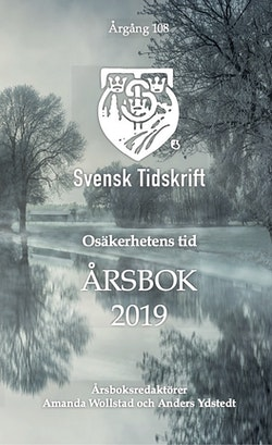 Osäkerhetens tid - Årsbok 2019
