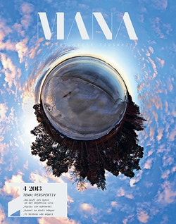 Tidskriften Mana 4(2013) Perspektiv