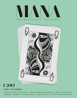 Tidskriften Mana 1(2014) Din mamma!