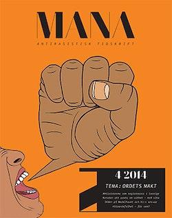 Tidskriften Mana 4(2014) Ordets makt