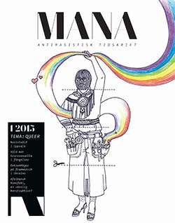 Tidskriften Mana 1(2015) Queer
