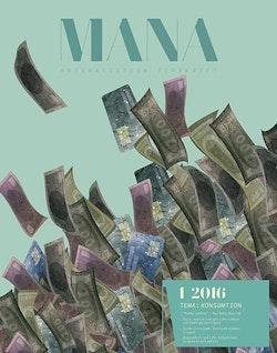 Tidskriften Mana 1(2016) Konsumtion