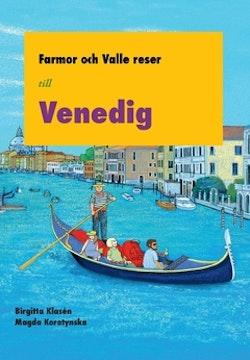 Farmor och Valle reser till Venedig