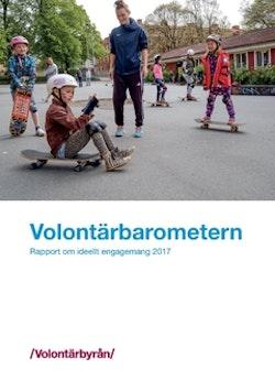 Volontärbarometern : rapport om ideellt engagemang 2017
