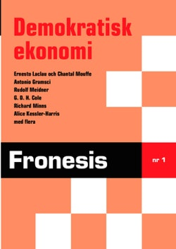 Fronesis 1. Demokratisk ekonomi