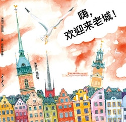 嗨,欢迎来老城 Hej, Gamla Stan! (kinesiska)