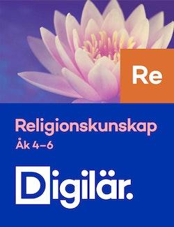 Digilär Religionskunskap för årskurs 4-6