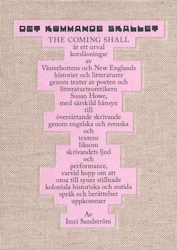 Det kommande skallet / The coming shall