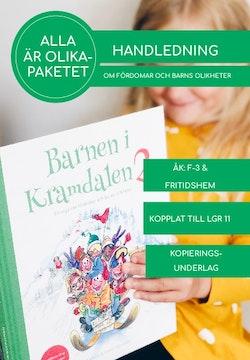 Handledning Barnen i Kramdalen 2 - tema alla olika