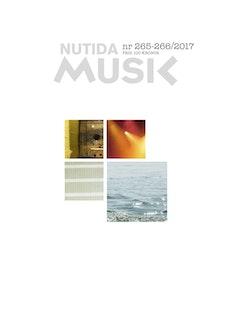 Nutida Musik nr 265-266