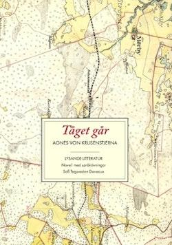 Tåget går : novell med språkövningar