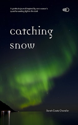 Catching Snow : a gratitude journal inspired by one woman's quest for seeking light in the dark