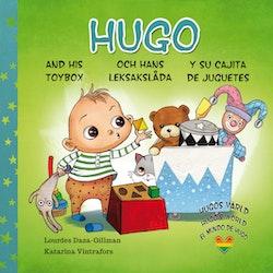 Hugo och hans leksakslåda, Hugo and his toybox, Hugo y su cajita de juguetes