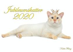 Kattliv kalender 2020. Jubileumskatter