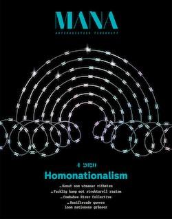 Tidskriften Mana 4(2020) Homonationalism
