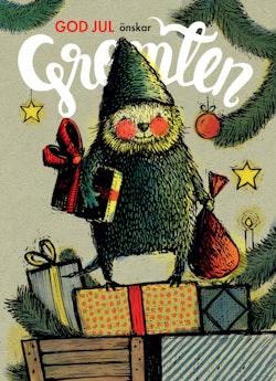 God jul önskar Gromten
